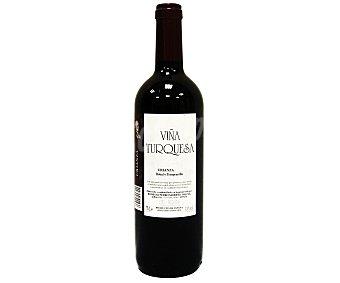 Viña Turquesa Vino tinto crianza Botella de 75 Centilitros