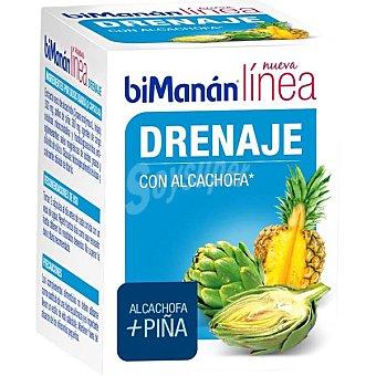 Gerblé Alcachofa y papaya Fitofruit Drenaje Envase 60 capsulas