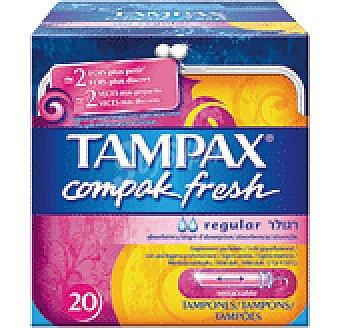 Tampax Tampon f.super 20 UNI