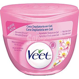 Veet Depilatorio Cera en gel piel normal 250 ml