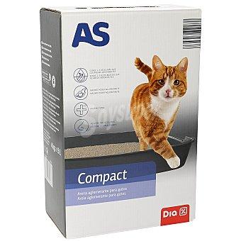 AS Arena para gatos compacta caja 4 Kg Caja 4 Kg