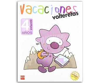 Editorial SM Vacaciones Volteretas 4 1 Unidad