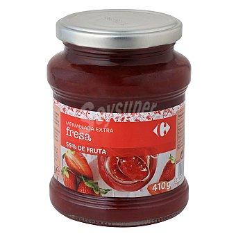 Carrefour Mermelada de fresa categoría extra 410 G 410 g