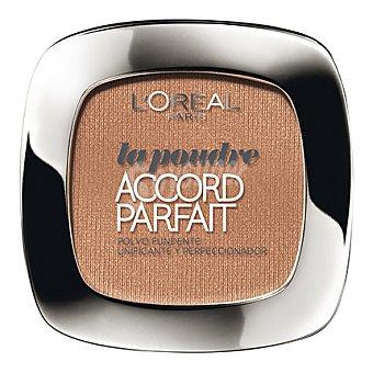 L'Oréal Polvo compacto Accord Perfect Poudre N7 ambre 1 ud