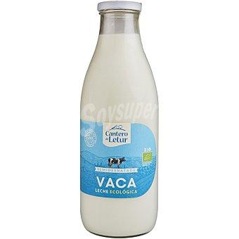 El Cantero de Letur Leche de vaca semidesnatada botella 1 l botella 1 l