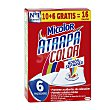 Toallitas atrapa color Caja 16 uds Micolor