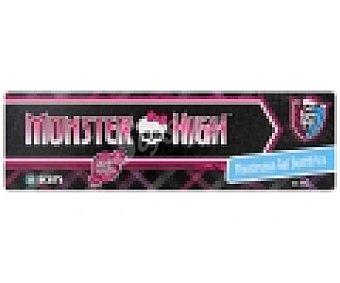 MONSTER HIGH Dentífrico gel con sabor a fresa , 75 Mililitros