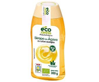 Ecocesta Sirope de agave de cultivo ecológico 360 gramos