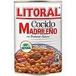 Cocido madrileño Lata 440 g Litoral