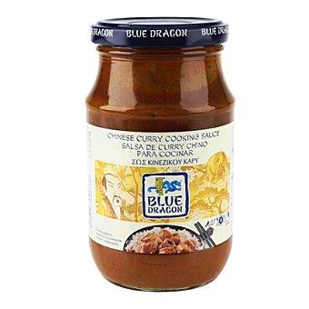 Blue Dragón Salsa de curry chino para cocinar 380 g