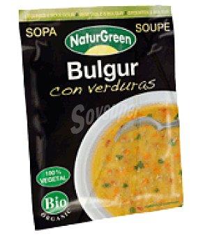 Naturgreen Sopa Bulgur con verduras 40 g