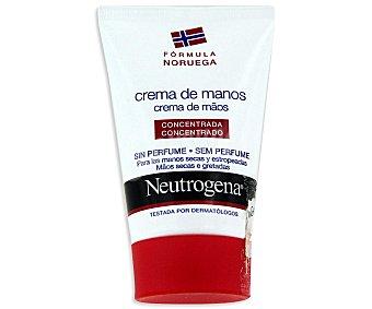 Neutrogena Crema de manos sin perfume 50 Mililitros