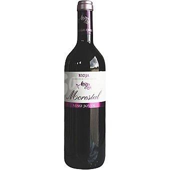 Marqués de Morestal Vino tinto joven cosecha D.O. Rioja Botella 75 cl