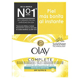 Olay Crema de día con acción nutritiva sensitive 50 ml