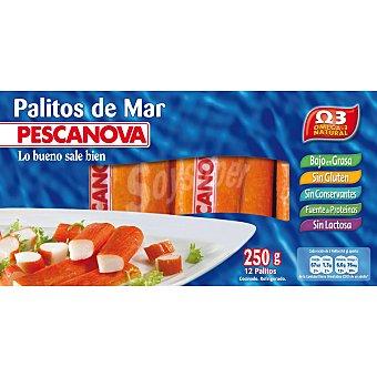 Pescanova Palitos de mar Envase de 250 g