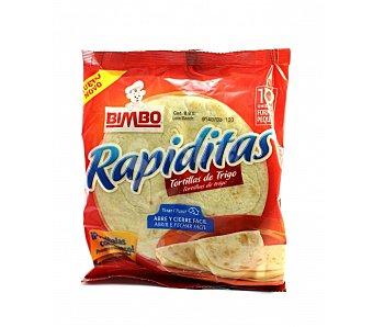 Bimbo Fajitas rapiditas 168 gr