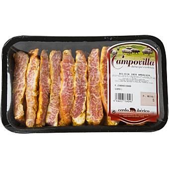 CAMPOVILLA Delicias de secretos de cerdo ibérico a la andaluza Unidad 300 g