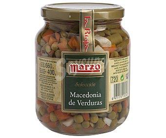 Marzo Macedonia de verduras 400 Gramos