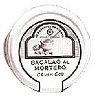 LA PONDEROSA DE CUENCA Bacalao al ajoarriero Tarro 200 g
