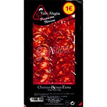 V. Alagón Chorizo ibérico Sobre 40 g