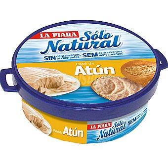 La Piara Paté de atún Sólo natural Lata 75 g