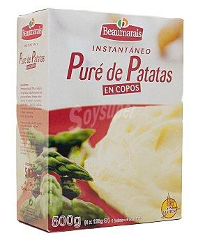 B.marais Pure patata copos sin leche Caja 500 g