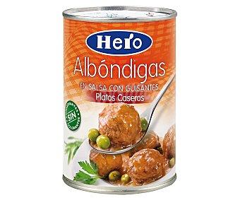 Hero Albóndigas en salsa Lata de 430 g