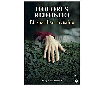 Destino El guardián invisible, dolores redondo, bolsillo. Género: intriga, thriller. Editoral Destino