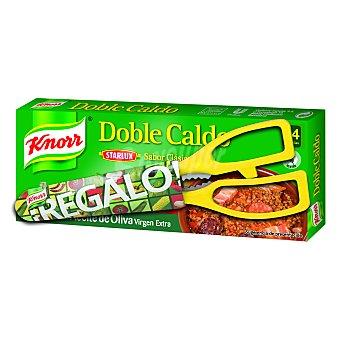 Knorr Doble Caldo - Sabor clásico carne 24 pastillas