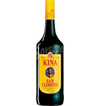 San Clemente Vino Kina Botella 1 litro
