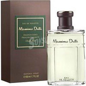 Massimo Dutti Colonia masculina Frasco 50 ml
