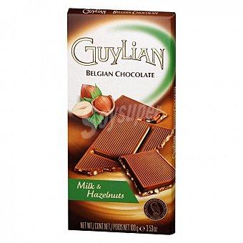 Guylian Chocolate belga con leche y avellanas 100 G 100 g