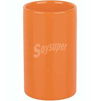 Tube vaso en color naranja
