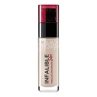 L'Oréal Maquillaje fluido infalible 235 miel 1 ud