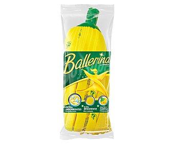 Ballerina Fregona amarilla súper absorbente Paquete 1 unidad