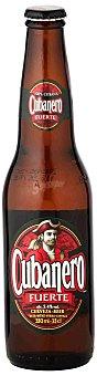CUBANERO Cerveza Artesana Cubaneron Fuerte Cubana 35 cl. 35 cl