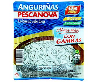 Pescanova Anguriñas con gambas 225 Gramos