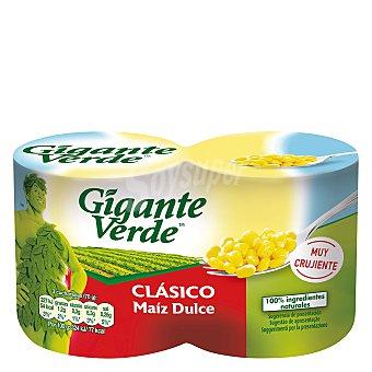 Gigante Verde Maíz Pack 2x140 g