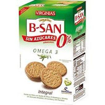 Virginias Galleta b-san omega 3 sin azúcar Caja 360 g