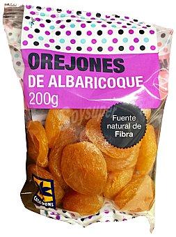 Casa Pons Orejones albaricoque Paquete 200 g