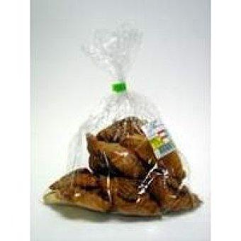 Eroski Mini croissant de mantquilla Bolsa 12 unid