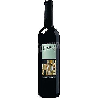 DOMINIO DE LA VEGA Vino tinto crianza D.O. Utiel Requena Botella 75 cl