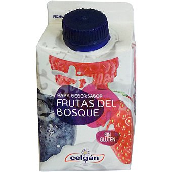 Celgan Yogur liquido sabor frutas del bosque envase 250 ml Envase 250 ml