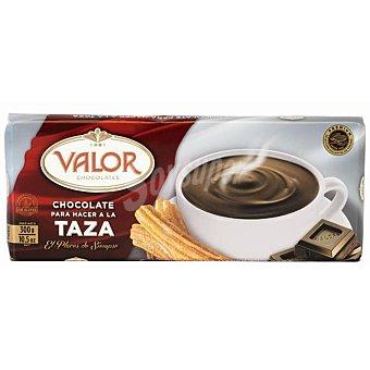Valor Chocolate a la taza Tableta 300 g