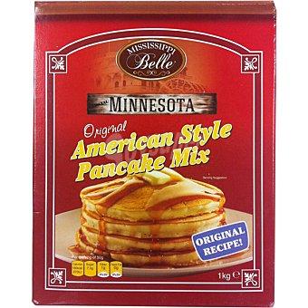 Mississippi Belle Auténticas tortitas americanas postre para preparar estuche 1 kg estuche 1 kg