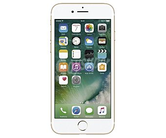 "Apple Smartphone libre 11,93cm (4,7"") iphone 7 Oro, A10, 128GB, 1334 x 750px, 12 Mpx, iOS 10 iphone 7 Oro 128GB"