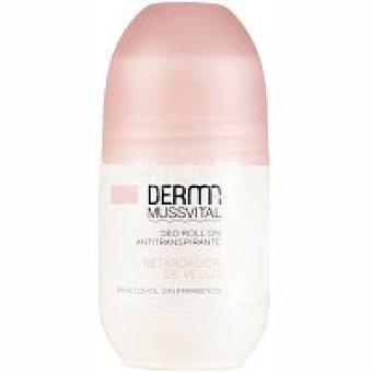 MUSSVITAL Desodorante retardante Bote 50 ml