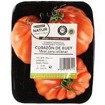 NATUR IGP LA CAÑADA Tomate Corazón de Buey Eroski Bandeja 500 g