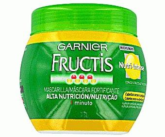 Fructis Garnier Mascarilla Capilar Alta Nutrición (nutri Intense) 400 Mililitros