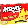 Instant pastillas enciende fuegos envase 32 unidades envase 32 unidades Magic